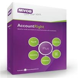 MYOB License Accounting  MPFUL-RET-AU