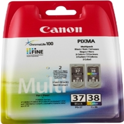 Canon Consumable Ink Multi  CL38