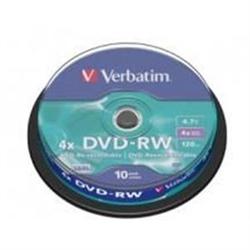 Verbatim Media DVD  43552