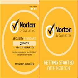 Norton Security Std 2 Lic