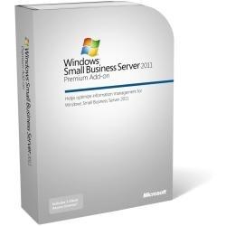 Microsoft Software Small Business Server  2YG-00380LV