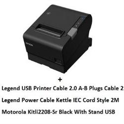 TM-T88VI USB + LI2208 USB