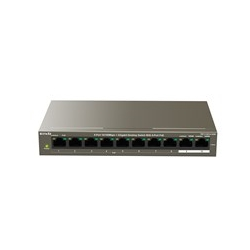Tenda Network Switch 10P TEF1110P-8-102W
