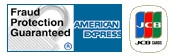 IT Shopping accepts American Express & JCB